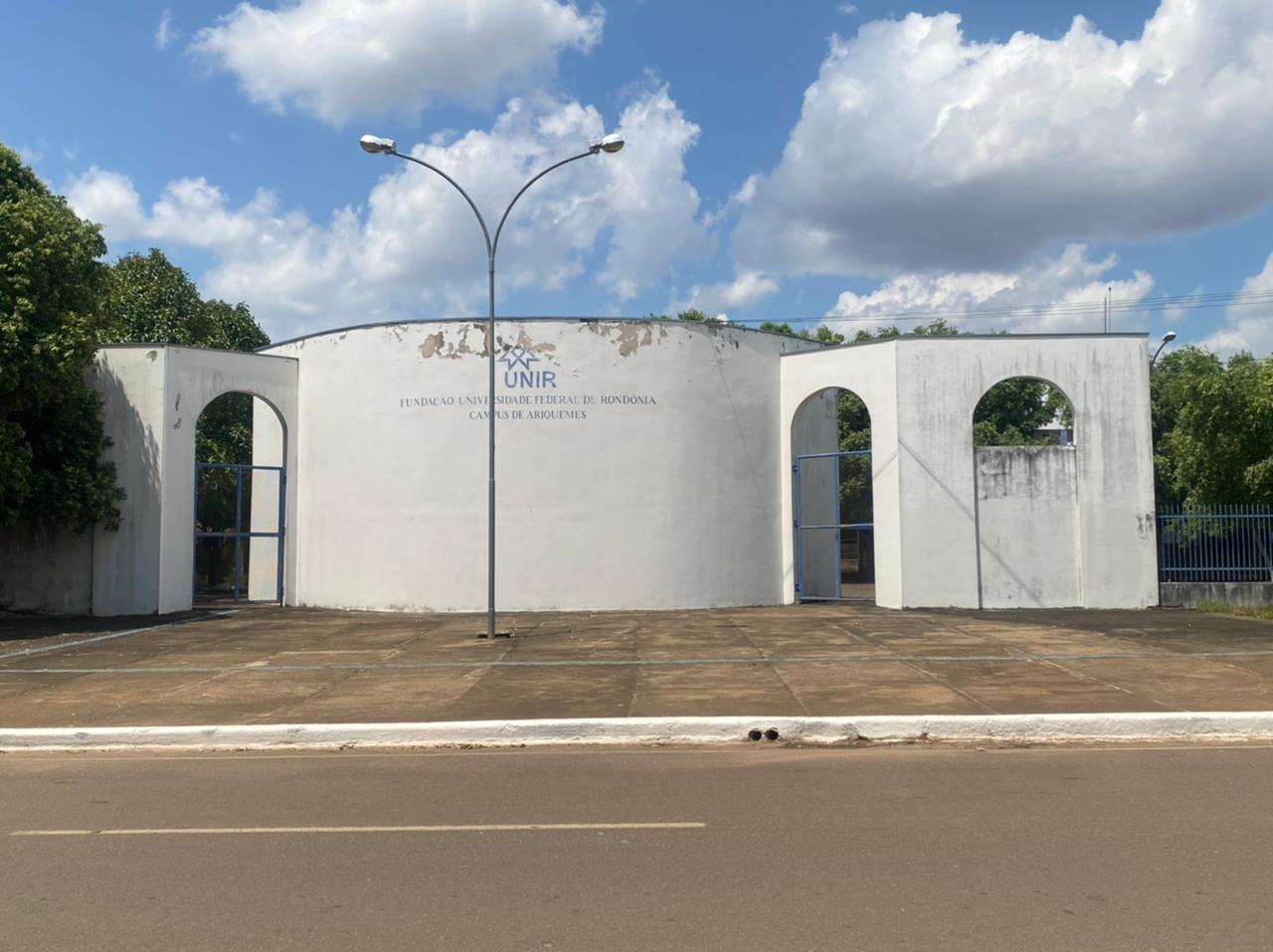 UNIR Ariquemes (Universidade Federal de Rondônia)
